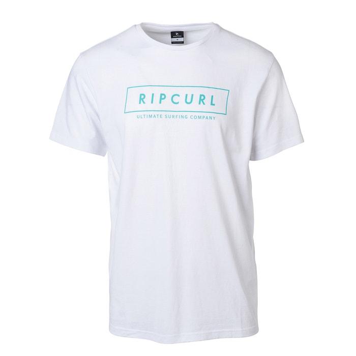 T-shirt scollo rotondo, motivo davanti  RIP CURL image 0