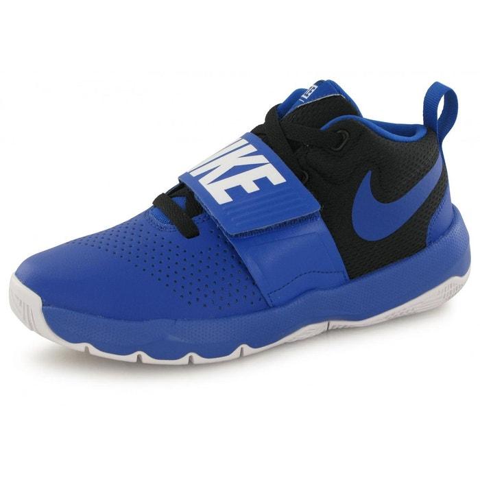 Chaussures  nike team hustle 8 bleu Homme bleu Nike | La Redoute