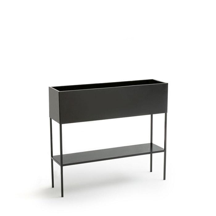 console planteur consuela noir mat am pm la redoute. Black Bedroom Furniture Sets. Home Design Ideas