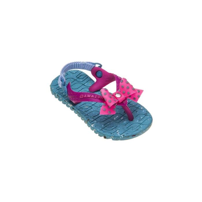 Amazonas Sandales BéBé Fille Amazonas Eco Baby Violet sHbNqatqJ