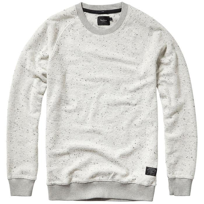 Cotton Crew Neck Sweatshirt 'Becon'  PEPE JEANS image 0