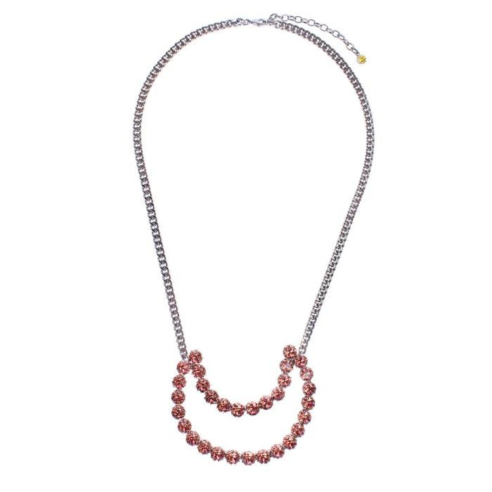 100% Authentique Prix Pas Cher Collier lina rose couleur unique Reine Rosalie | La Redoute Nouveau Style Libre Vente D'expédition En Ligne À Vendre 2018 zy6HnF