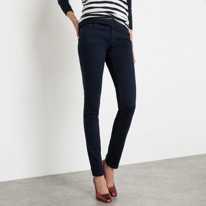 Image Pantaloni slim, 5 tasche, cotone stretch La Redoute Collections