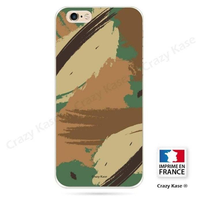 coque iphone 6 plus camouflage