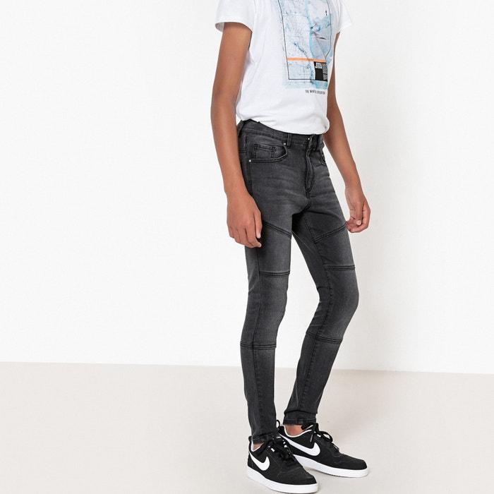 Jeans skinny tagli 10-16 anni  La Redoute Collections image 0