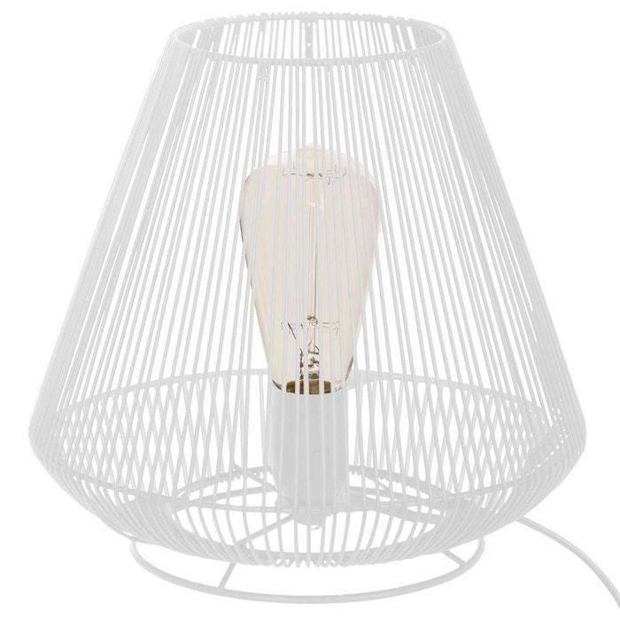 lampe m tal fil h26 atmosphera la redoute. Black Bedroom Furniture Sets. Home Design Ideas