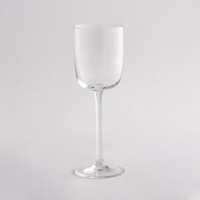 Set of 4 Parfitt White Wine Glasses  La Redoute Interieurs image 0