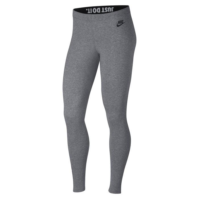 sport leggings grau meliert nike la redoute. Black Bedroom Furniture Sets. Home Design Ideas