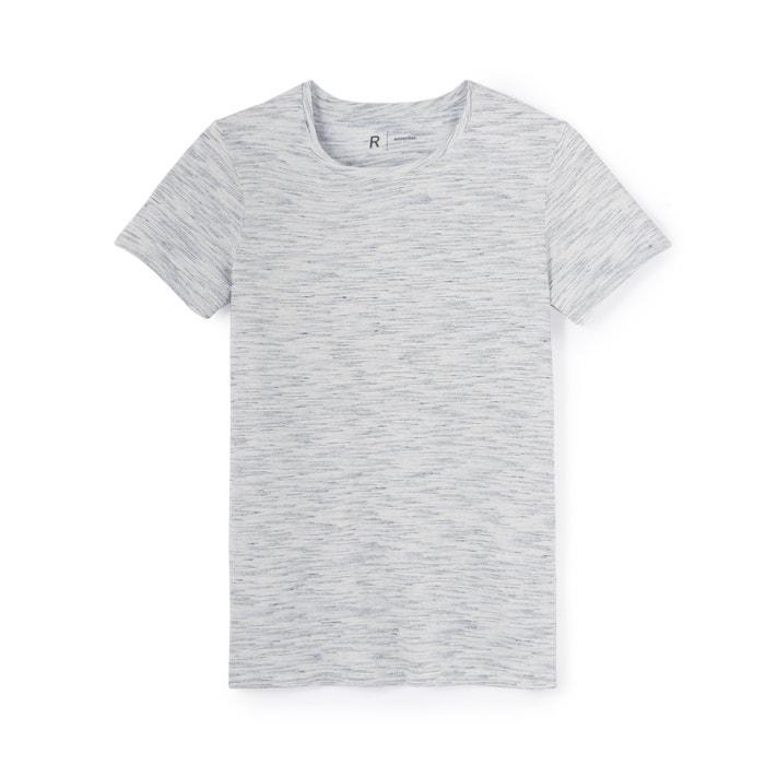 afbeelding T-shirt  in katoen met ronde hals R édition