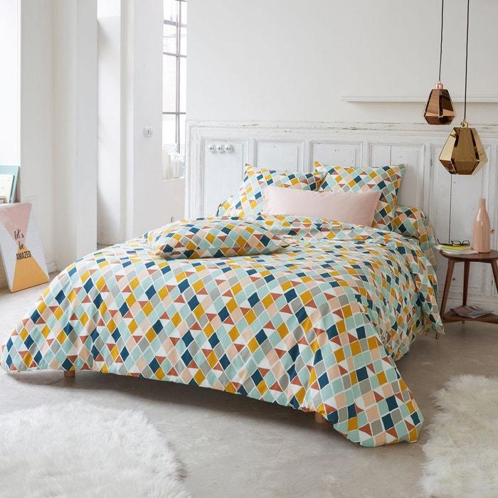drap plat azule la redoute interieurs la redoute. Black Bedroom Furniture Sets. Home Design Ideas