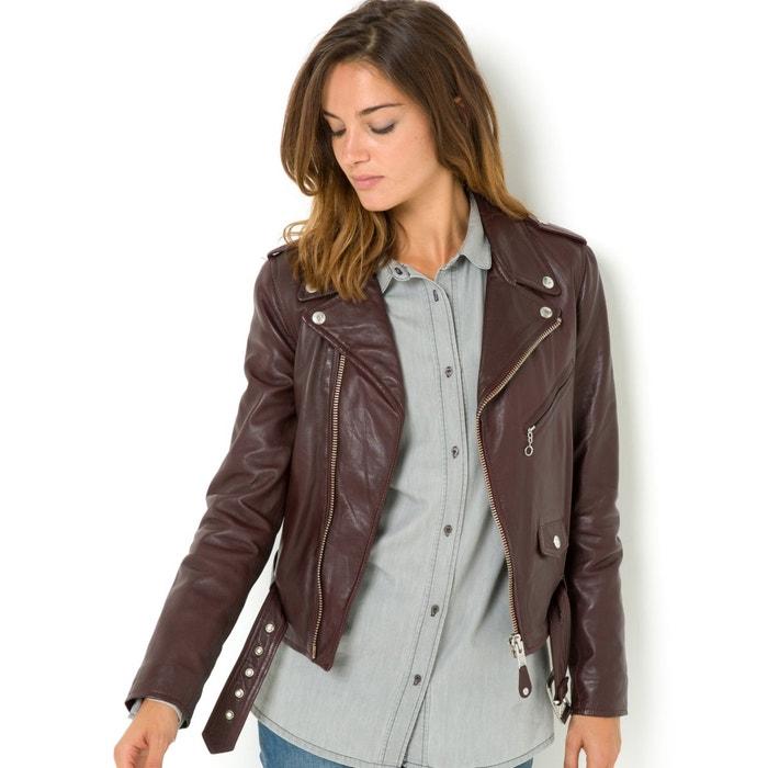 Image Perfecto 8600 Leather Biker Jacket SCHOTT
