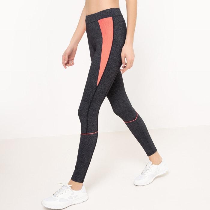 Legging sport, détails fluo  La Redoute Collections image 0