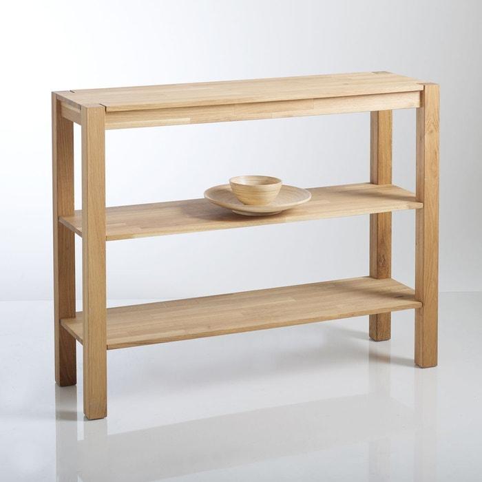 console ch ne massif huil adelita ch ne la redoute interieurs la redoute. Black Bedroom Furniture Sets. Home Design Ideas
