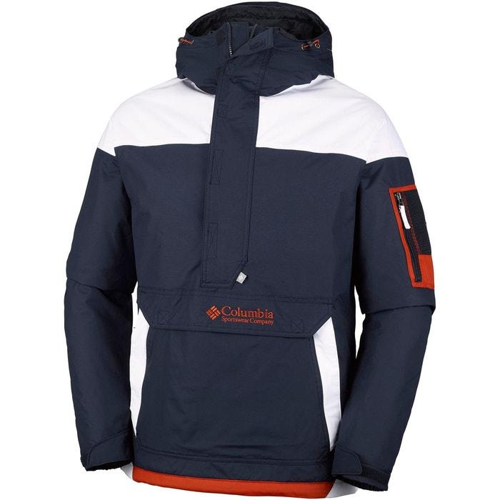 Challenger - veste homme - bleu blanc bleu Columbia   La Redoute e835132c054c