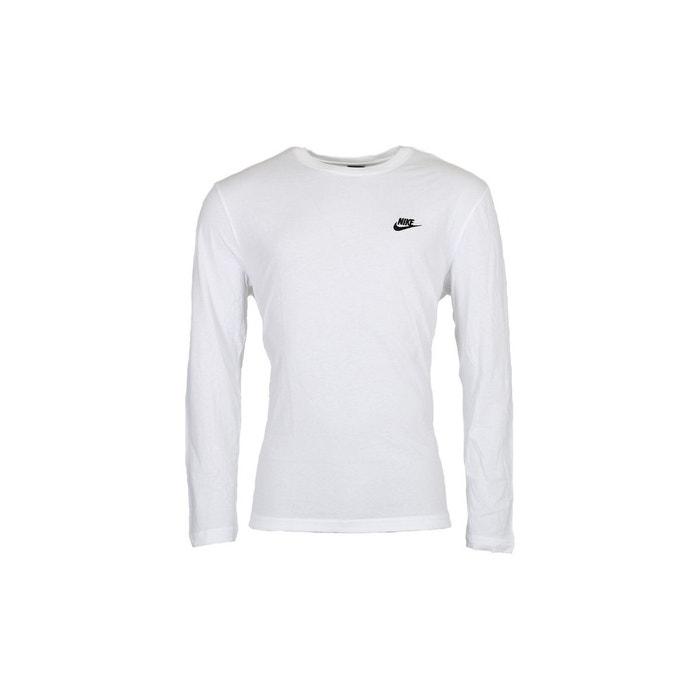 cabd03a446738 - t-shirt manches longues - club jsy - 804413 blanc Nike | La Redoute