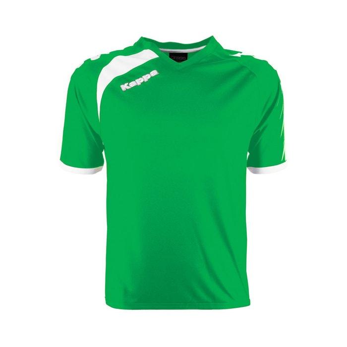maillot entra nement vert vert kappa la redoute. Black Bedroom Furniture Sets. Home Design Ideas