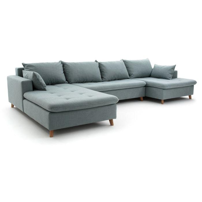 canap d 39 angle fixe milare la redoute interieurs la redoute. Black Bedroom Furniture Sets. Home Design Ideas