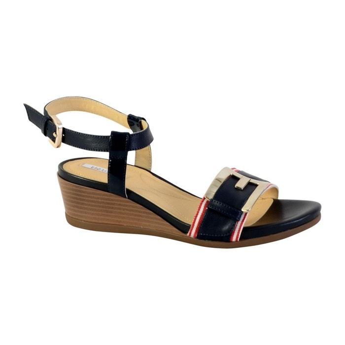 Sandale d marykarmen d noir Geox Sandale d marykarmen d noir Geox ...