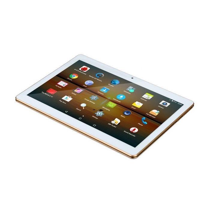 tablette 4g 10 pouces android 5 1 quad core 1gb ram dual. Black Bedroom Furniture Sets. Home Design Ideas