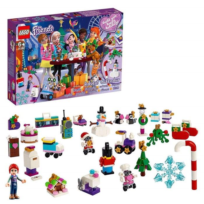 Lego Friends Calendrier De L Avent.Friends Le Calendrier De L Avent