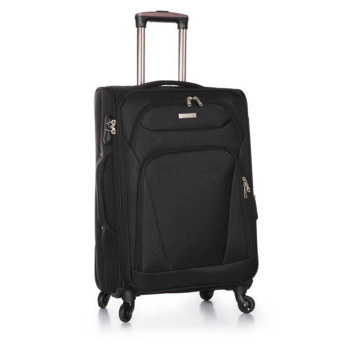 valise souple 4 roues 75 cm evasion light la redoute. Black Bedroom Furniture Sets. Home Design Ideas