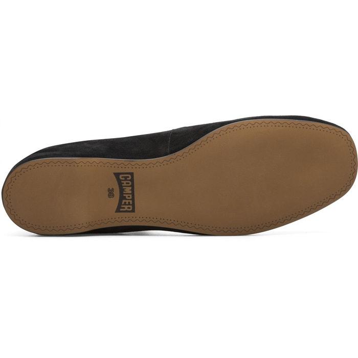 Serena k200490-003 chaussures plates femme noir Camper