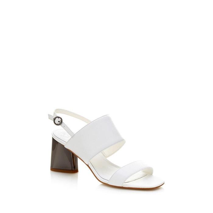 Sandales sedonne cuir  Guess  La Redoute