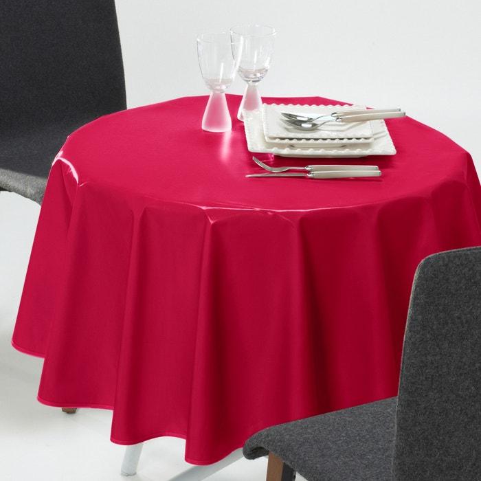 afbeelding Effen tafellaken in PVC, Scénario SCENARIO