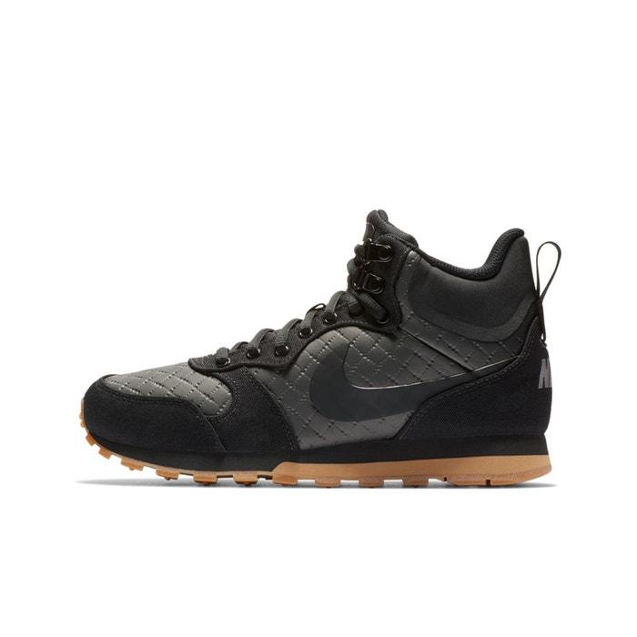 Zapatillas de caña alta md runner 2 mid negro Nike | La Redoute