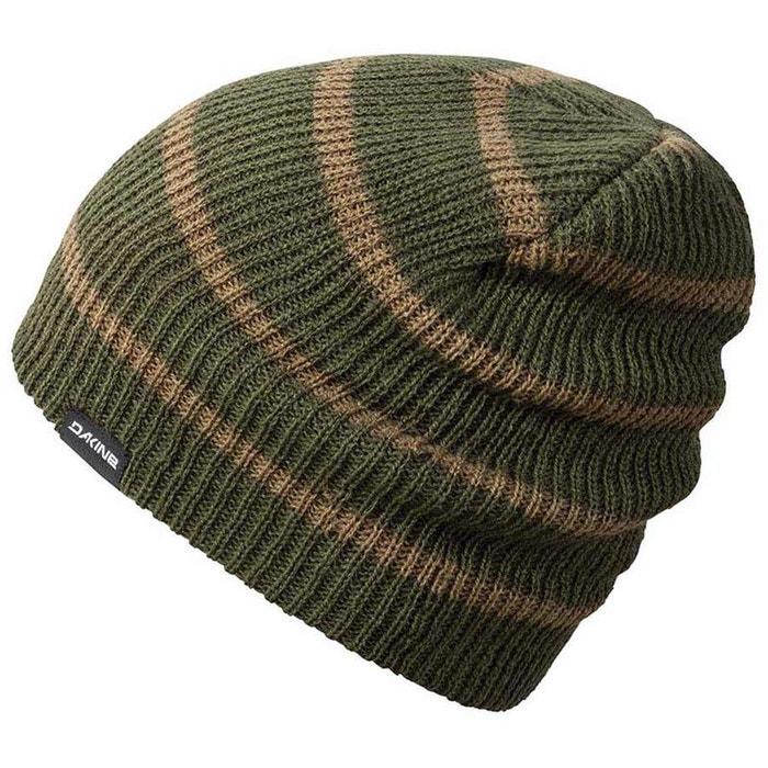 Bonnets dakine tall boy stripe vert Dakine | La Redoute