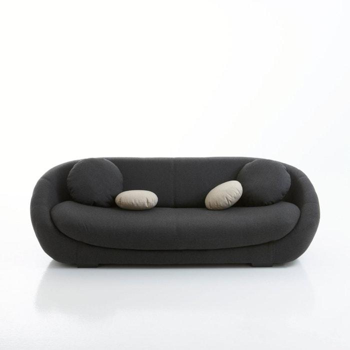 afbeelding Design canapé, 2 of 3-zit, uitstekend comfort, Brett La Redoute Interieurs