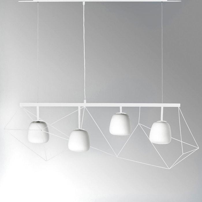 suspension spiro design e gallina blanc am pm la redoute mobile. Black Bedroom Furniture Sets. Home Design Ideas