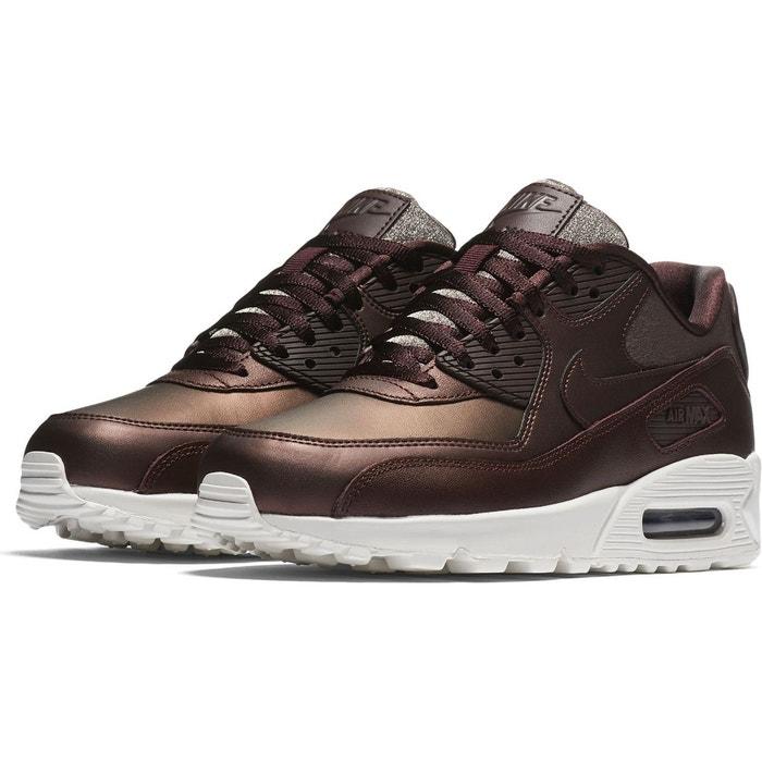 Wmns air max 90 premium - 896497 marron Nike