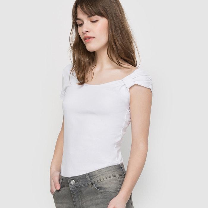 Image Asymmetrisch T-shirt met korte mouwen R édition