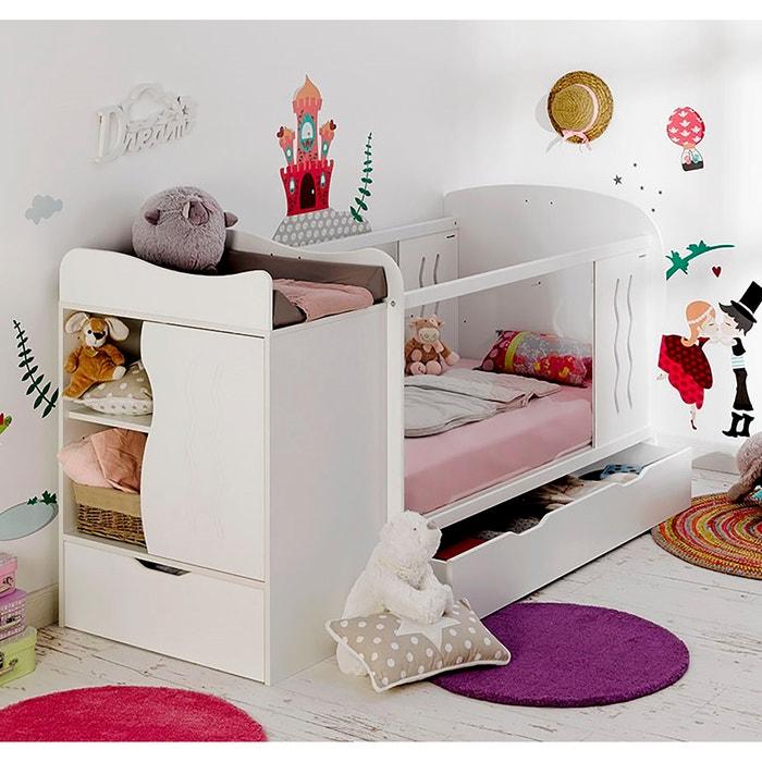 Image Lit évolutif bébé/enfant, Koncert La Redoute Interieurs