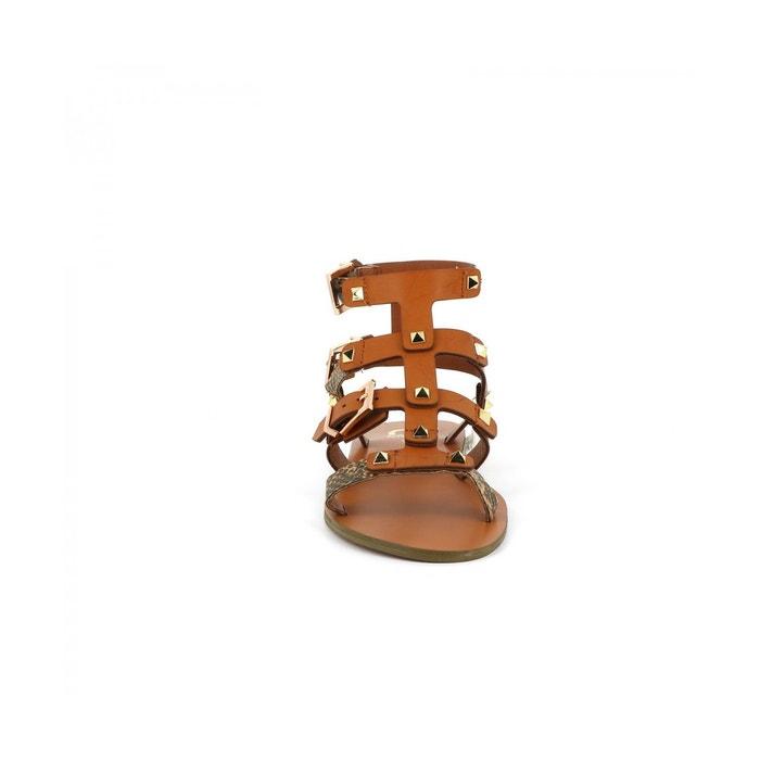Sandale COTE D'AZUR spartiate LEPIC CASSIS wBqE4p