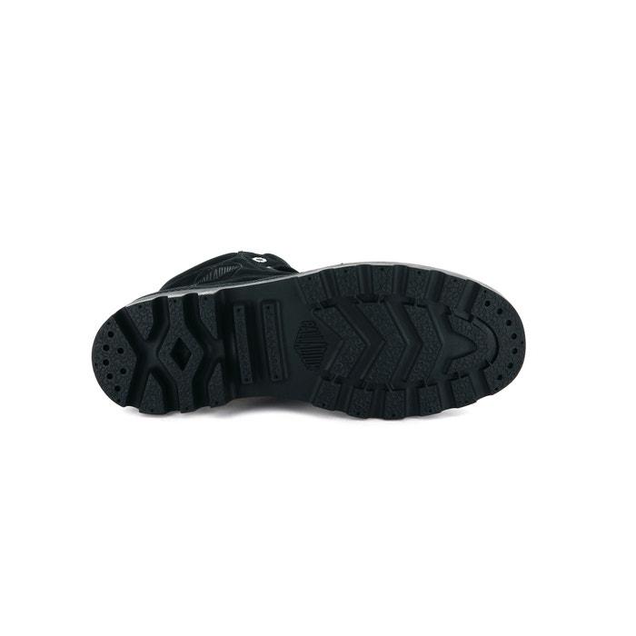 a PALLADIUM ca Cuf Low Zapatillas Lea de alta 6wtfS