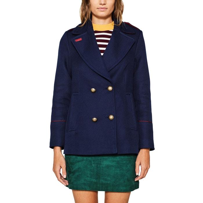 Cotton Pea Coat  ESPRIT image 0
