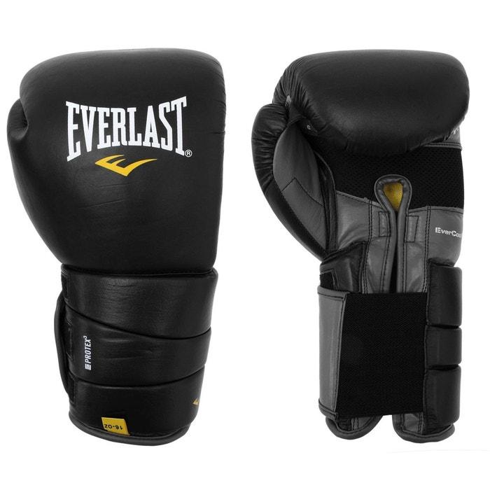 2018 Unisexe Pas Cher En Ligne commercialisable Gants de boxe noir Everlast   La Redoute PmKJEIWVKj