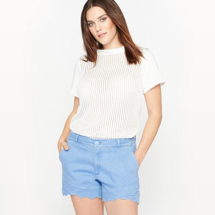 afbeelding Sweater met korte mouwen CASTALUNA