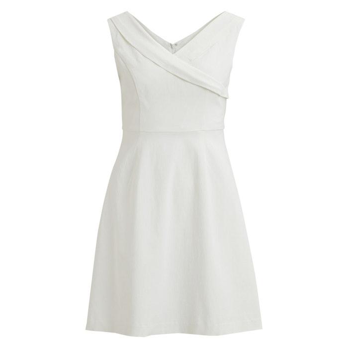 Sleeveless Flared Midi Dress  VILA image 0