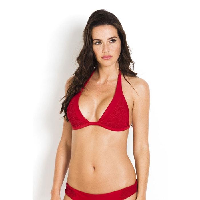 TORI PRAVER Haut de Bikini Olivia Chillipepper Acheter Pas Cher Sast Sast Pas Cher En Ligne Vente Pas Cher Prix Le Plus Bas zIgCHvv