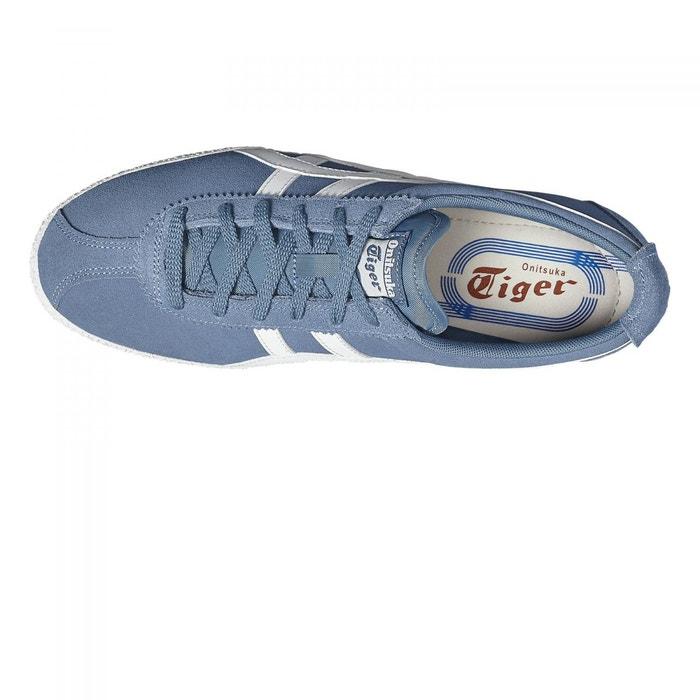 ASICS - Chaussures Mexico Delegation Blue Heaven/White | La Redoute