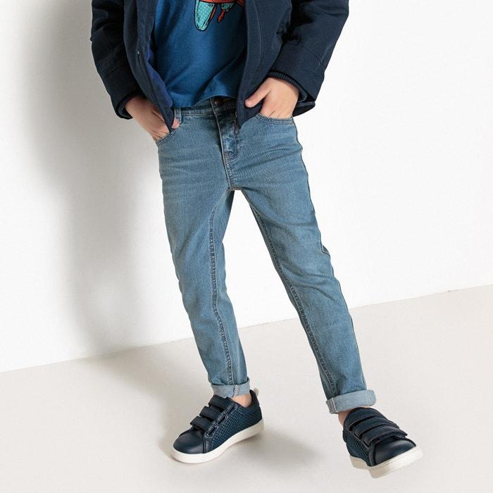 Jeans slim 3-12 anni  La Redoute Collections image 0