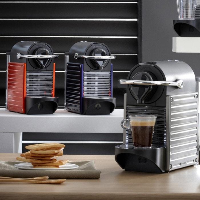 Krups Yy1201Fd Pixie nespresso® pixie yy1201fd krups gris | la redoute