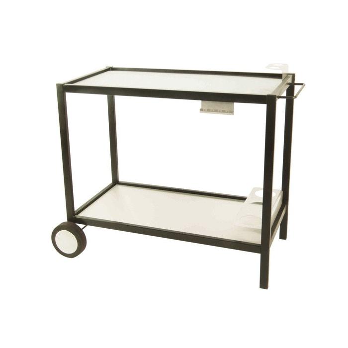 chariot plancha en inox somagic la redoute. Black Bedroom Furniture Sets. Home Design Ideas