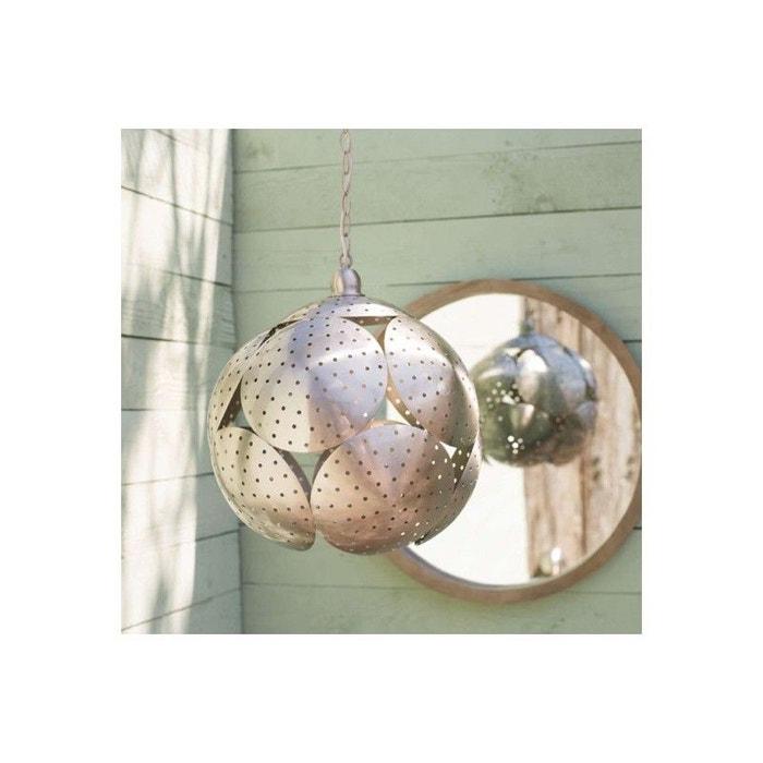 luminaire cuisine suspension loft passoire argent. Black Bedroom Furniture Sets. Home Design Ideas