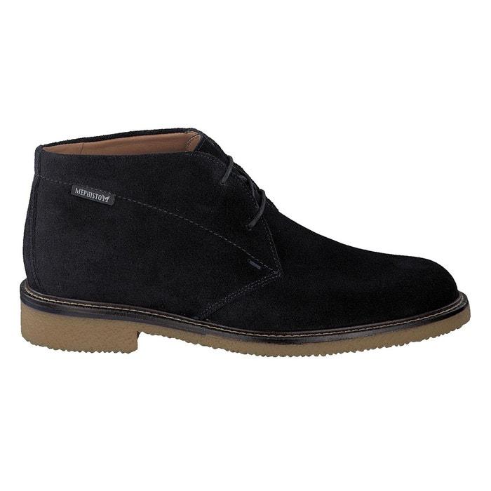 Boots gerald bleu marine  bleu Mephisto  La Redoute