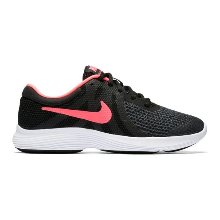 Sapatilhas de corrida Nike revolution 4 (gs) preto/rosa Nike corrida La Redoute 489397