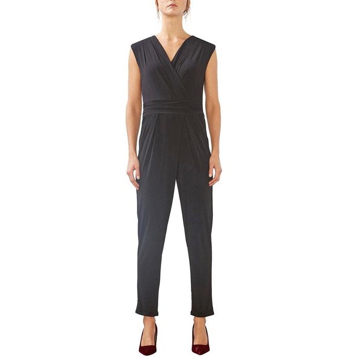 combinaison pantalon noir esprit la redoute. Black Bedroom Furniture Sets. Home Design Ideas